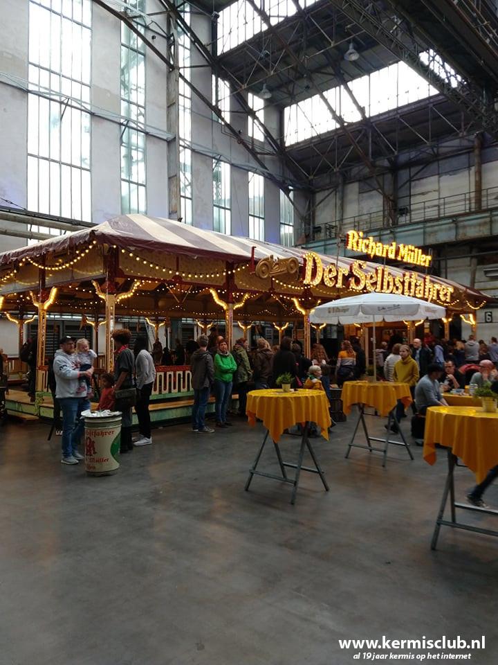 Bochum (D) Nostalgischer Jahrmarkt - Kermisclub.nl forum